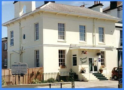 Dorset Hotel - B&B in Ryde, Isle of Wight, South East England