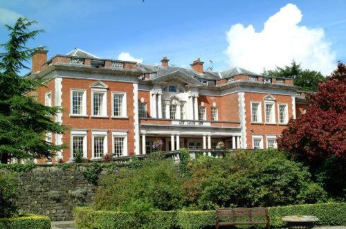Eaves Hall Country Hotel in Clitheroe, Lancashire, North West England