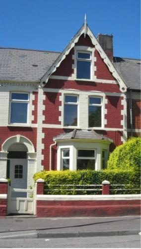 Ty Rosa Boutique B&B in Cardiff, Gwent and Glamorgan, South Wales