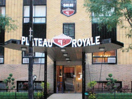 Photos From Plateau Royale Hotel