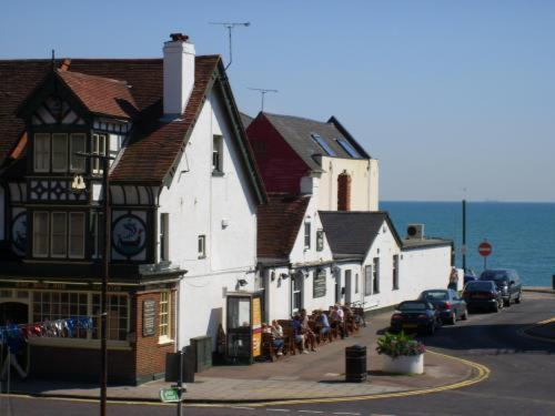 The Ship Inn in Sandgate, Kent, South East England