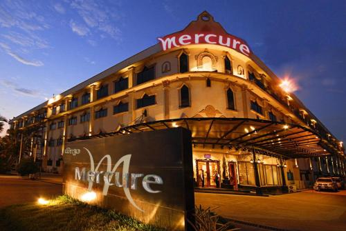 Mercure Vientiane (Formerly Novotel) Photo