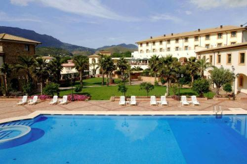 online booking Monreale lodging Genoardo Park Hotel