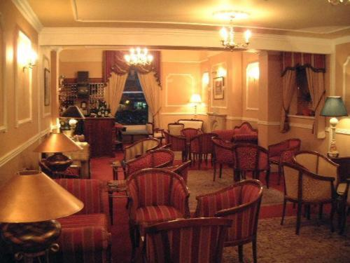 Ely House Hotel in Wolverhampton, West Midlands, Central England