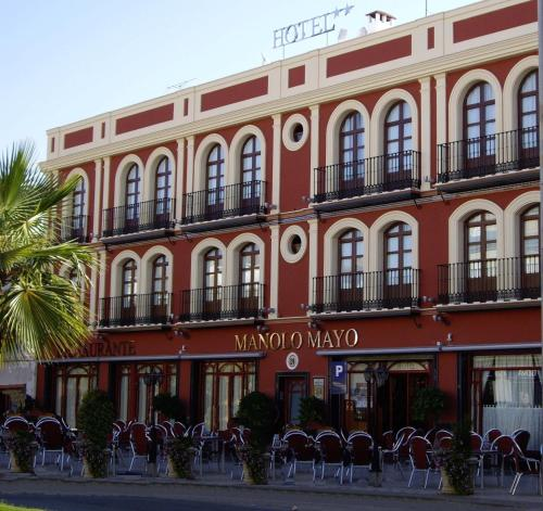 Picture of Hotel Manolo Mayo
