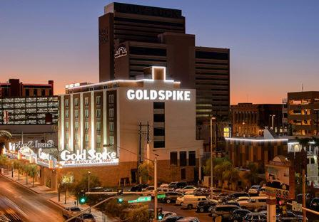 Gold Spike Hotel & Casino Photo