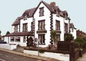 The Hall Park Hotel in Workington, Cumbria, North West England