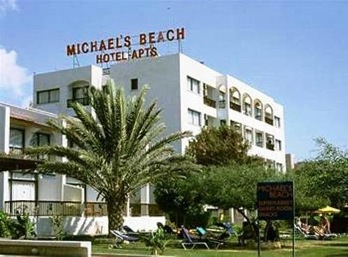 Michael's Beach Hotel Apartments Photo