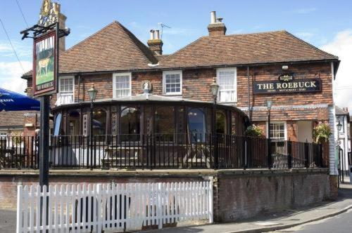 The Roebuck Inn in Hollingbourne, Hollingbourne, South East England