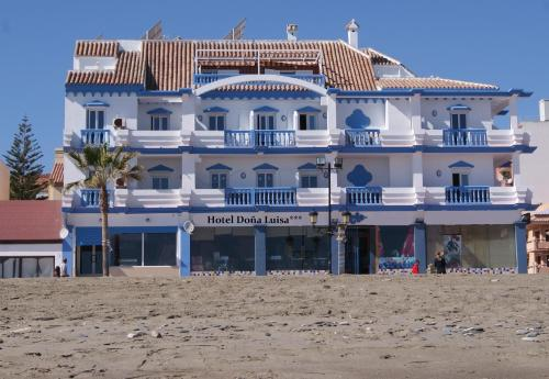 Photo de Hotel Doña Luisa