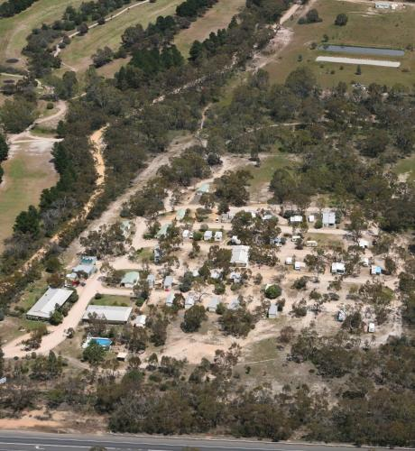 Stawell Park Caravan Park Photo