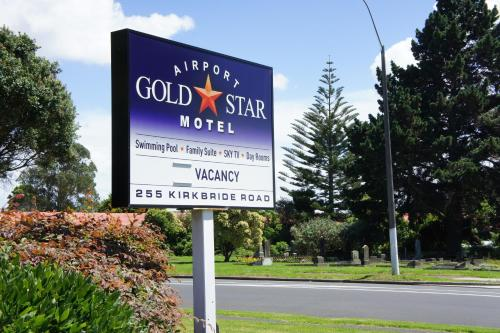 Airport Gold Star Motel Photo