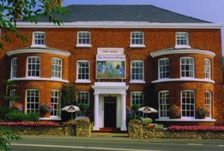 Hundred House Hotel in Great Witley, Worcestershire, West England