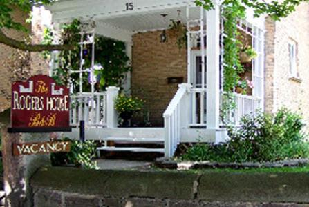 The Rogers House Bed & Breakfast Photo