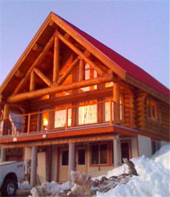 Timberline Chalet Photo