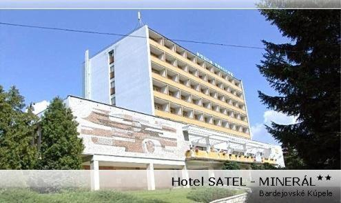 Hotel Mineral Photo