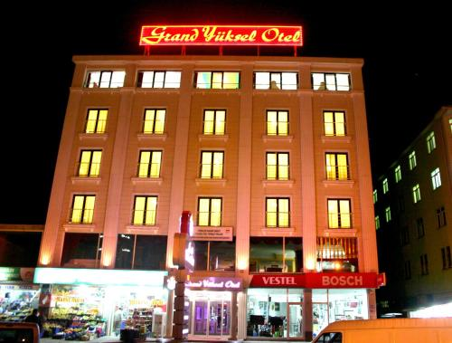 Grand Yuksel Hotel Photo
