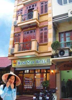 Hanoi Stars Hotel Photo