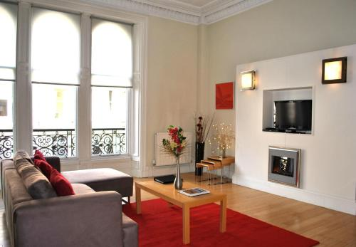 Dreamhouse Apartments Edinburgh West End: fotografie