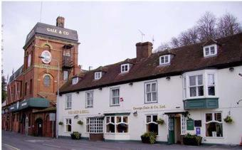 Ship & Bell in Horndean, Horndean, South East England