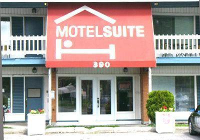 Motel Suite Quebec Photo