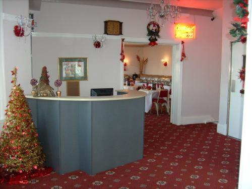 Langwood Hotel in Blackpool, Lancashire, North West England
