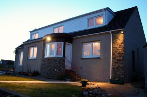 Holm View Guest House in Stornoway, Western Isles, South West Scotland