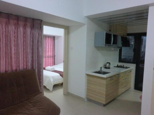 Shengang Apartment Hotel Shenzhen Photo
