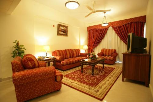 Al Khaleej Holiday Apartments Photo