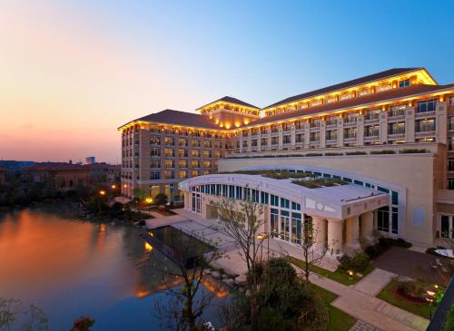 Sheraton Changzhou Wujin Hotel Photo
