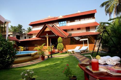 Sreeragam Luxury Villa Retreat Photo