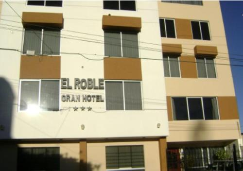 El Roble Gran Hotel Photo