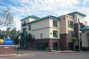 Photos From Comfort Inn & Suites at ASU Hotel