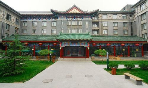 Traveler Inn Huaqiao Beijing Photo