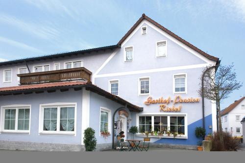 Hotel Gasthof Pension Riebel Photo