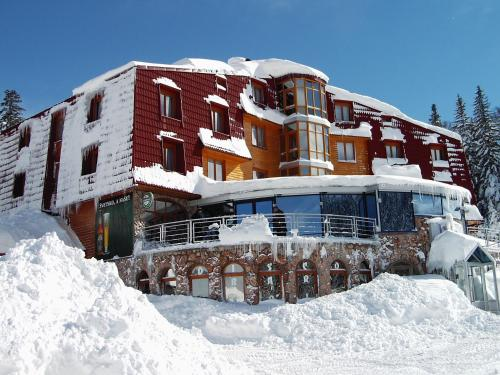 Hotel Nebojsa Jahorina Photo