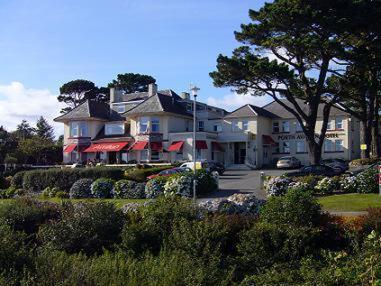 Porth Avallen Hotel in Tregrehan, Cornwall, South West England
