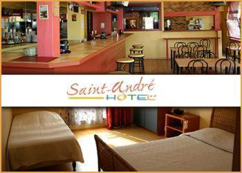 reservation Marignane lodging Htel Saint-Andr
