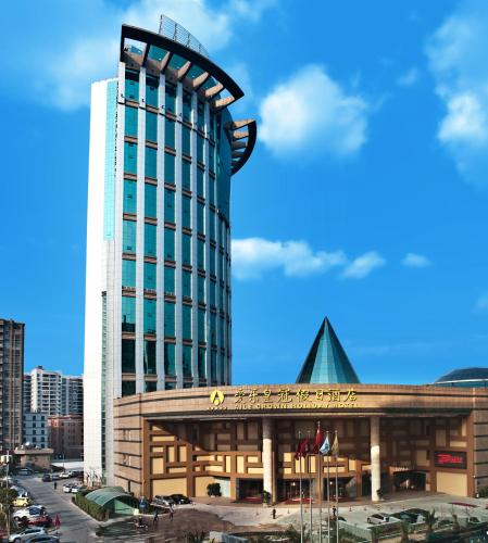 Aile Crown Holiday Hotel Photo