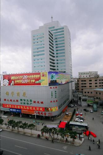 Kunming Jin Hua Business Hotel Photo