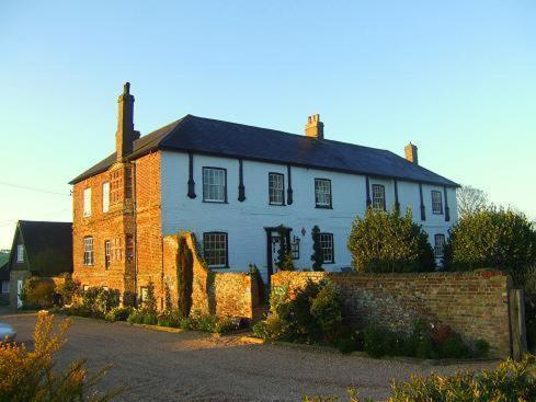 Wallett's Court Country House Hotel in Dover, Kent, South East England