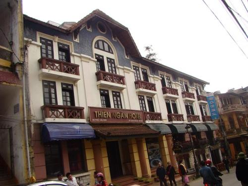 Thien Ngan Sapa Hotel Photo