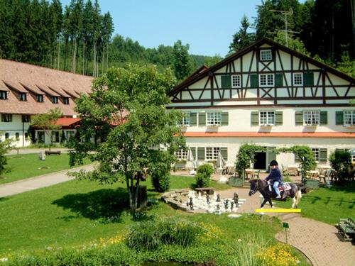AllgäuHotel Hofgut Kürnach Photo