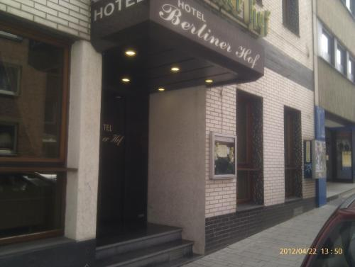 Hotel Berliner Hof Photo