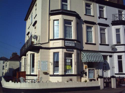 The Chequers in Great Yarmouth, Norfolk, East England