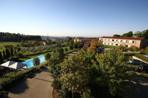 online booking Siena lodging Sangallo Park Hotel