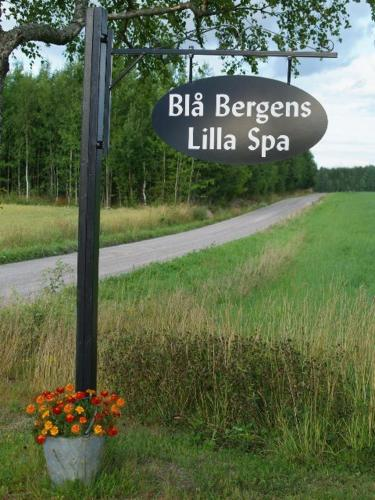Blå Bergens Little Spa Photo