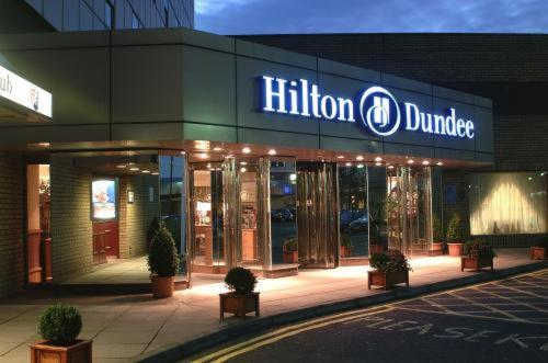 Dundee Hilton in Dundee, Dundee and Angus, East Scotland