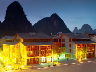 Leisure Inn Yangshuo (jiujielou) Photo