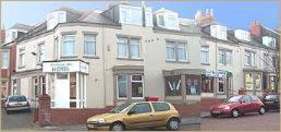 The Venture Inn in Whitley Bay, Tyne and Wear, North East England